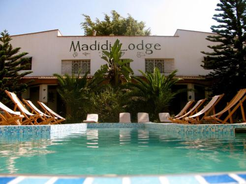Hotel Madidi Lodge