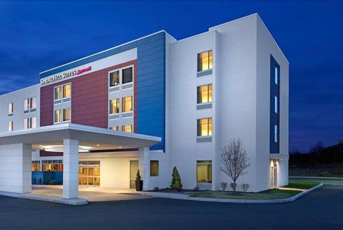 SpringHill Suites by Marriott Buffalo Airport Photo
