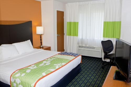 Fairfield Inn Forsyth Decatur Photo