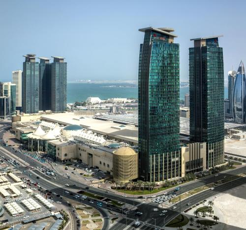 Marriott Marquis City Center Doha Hotel, Доха