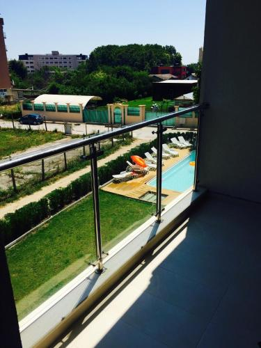 WITH POOL VIEW IN SAINTS CONSTANTINE AND HELENA APARTMENTS