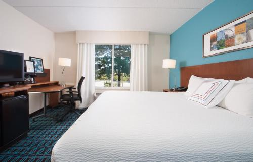 Fairfield Inn Greenville Spartanburg Airport Photo