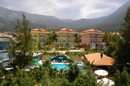 Fethiye Antas Deluxe Aparts adres