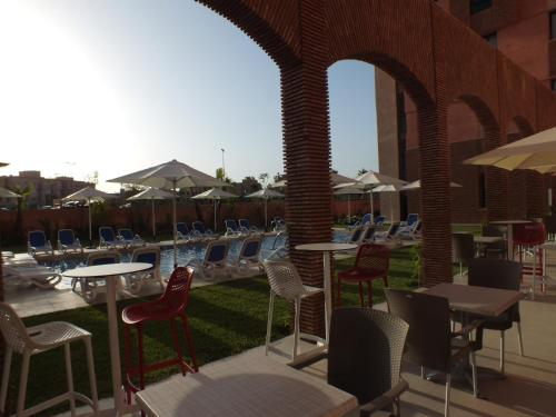 Hotel Relax Marrakech photo 10