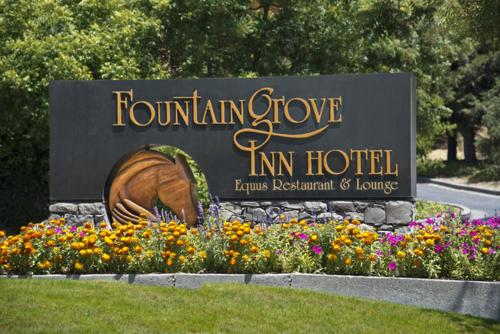 Fountaingrove Inn Hotel and Conference Center Photo
