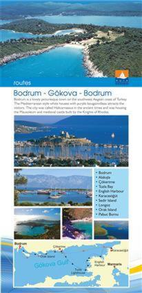 Bodrum City Esila Gulet Blue Cruise directions