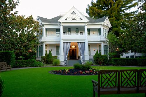 The White House Inn & Spa - Napa, CA 94559