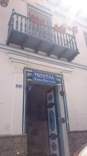 Hostal Casa Borrero Photo