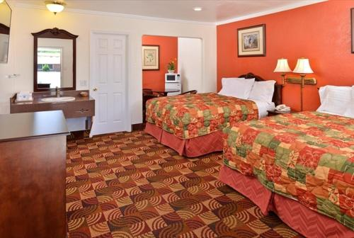 Americas Best Value Inn & Suites Klamath Falls Photo