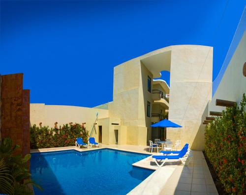 Hotel Lopez Campeche Photo