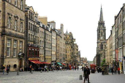 Stay Edinburgh City Apartments - Royal Mile photo 30
