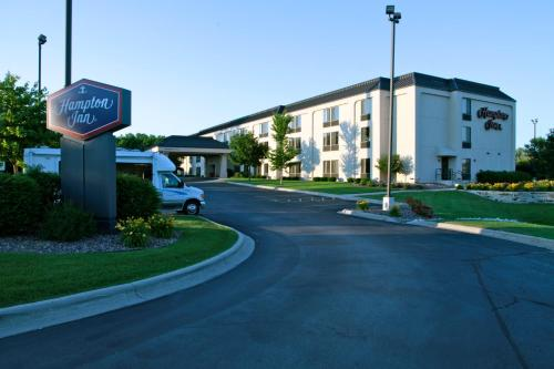 Foto de Hampton Inn Milwaukee Airport