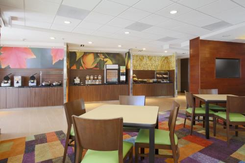 Fairfield Inn & Suites by Marriott El Paso Airport Photo