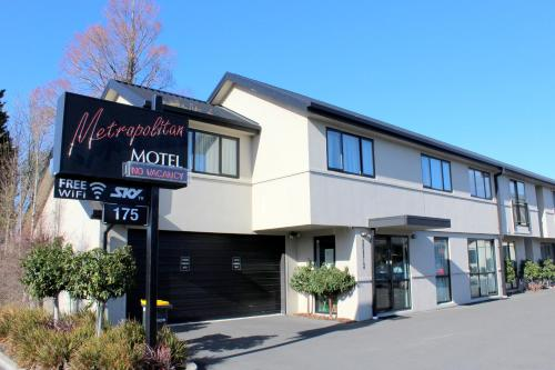 175 METROPOLITAN EXECUTIVE ON RICCARTON MOTEL