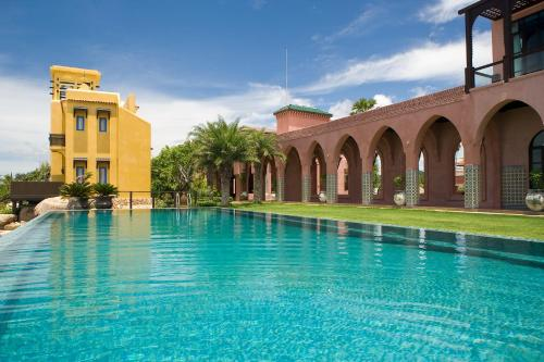 Villa Maroc Resort (Bed and Breakfast)