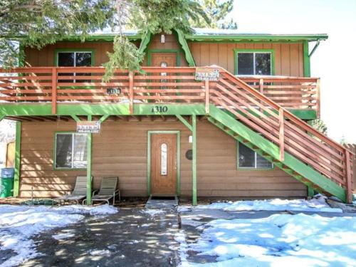 Bear Mountain Backyard unit A #917 Upper - Big Bear Lake, CA 92315
