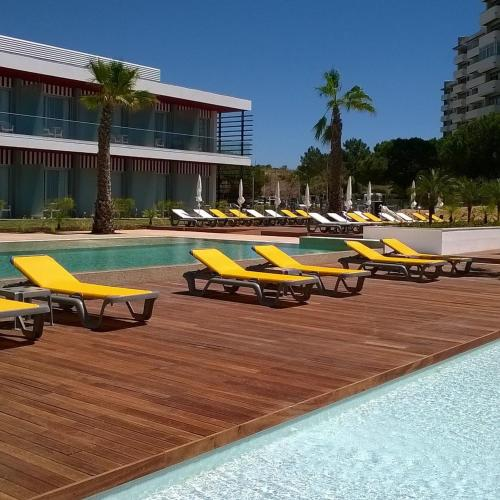holidays algarve vacations Alvor Pestana Alvor South Beach Premium Suite Hotel