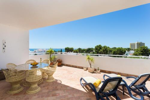 holidays algarve vacations Portimão Prainha T3 Duplex Apartment