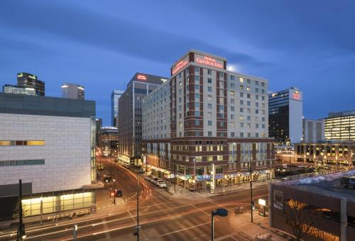 Hilton Garden Inn Denver Downtown impression