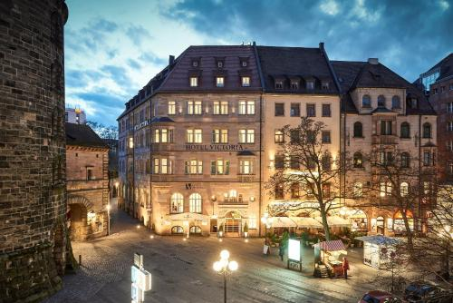 Hotel Victoria , Nuremberg, Germany, picture 26