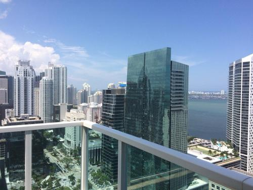 Deluxe Brickell Residence by Globe Quarters - miami - booking - hébergement