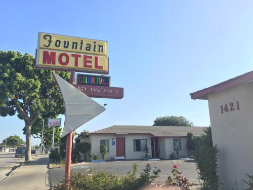 Fountain Motel - Santa Maria, CA 93454