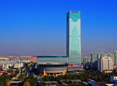 Suzhou Marriott Hotel impression