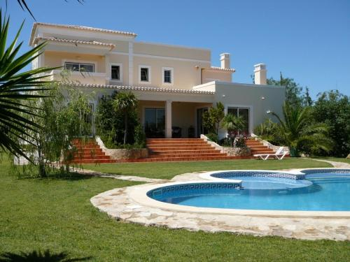 holidays algarve vacations Porches Villa Grande