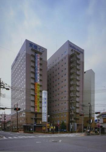 Toyoko Inn Takasaki-eki Nishi-guchi No.1