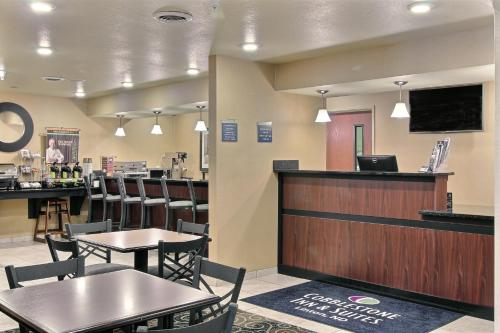 Cobblestone Inn & Suites - Linton Photo