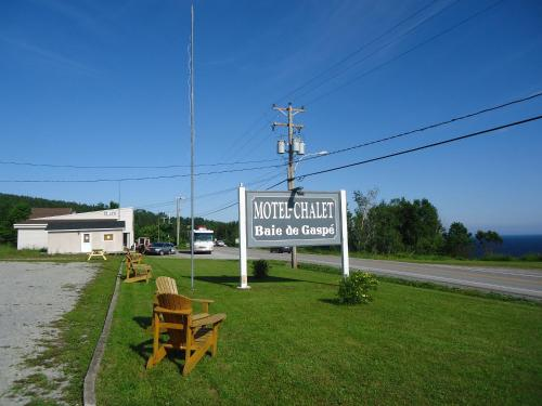 Motel & Chalets Baie de Gaspé Photo