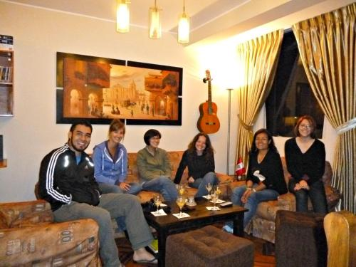 Lima Backpackers Photo