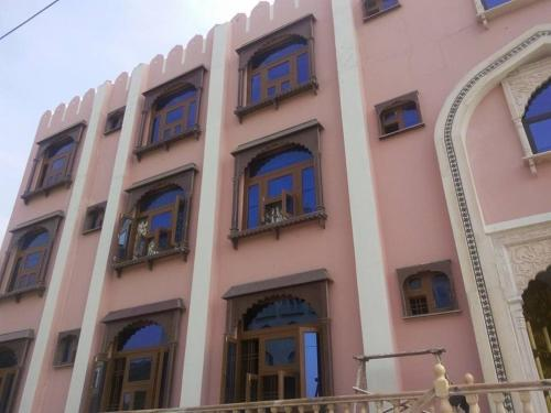 Pink Palace Guest House