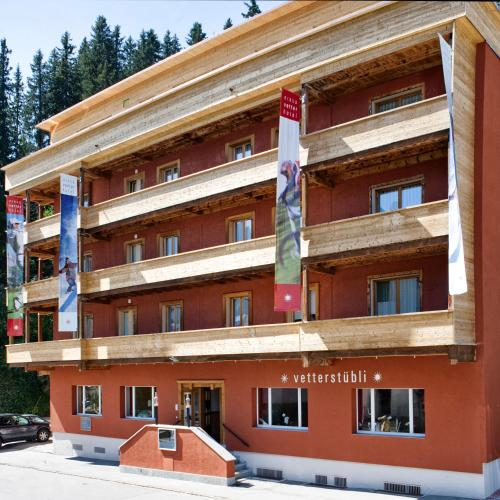 Arosa Vetter Hotel, Arosa, Switzerland, picture 13