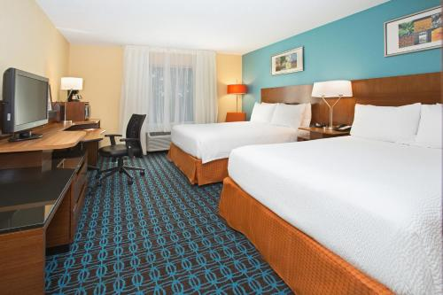 Fairfield Inn & Suites Boston Milford Photo