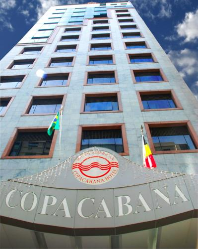 South American Copacabana Hotel