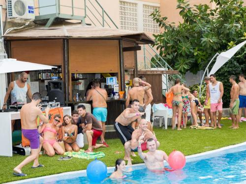 Benidorm Celebrations Pool Party Resort - Adults Only photo 45