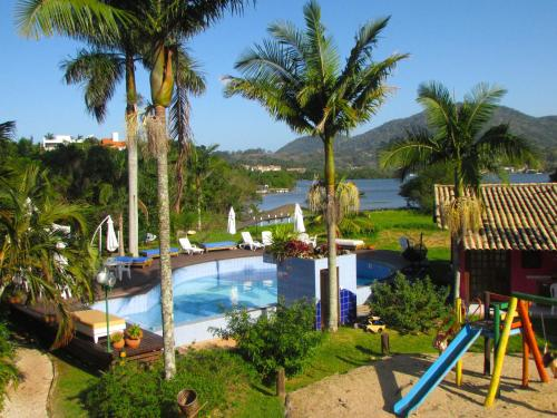 Floripa Lagoon Apartment Photo