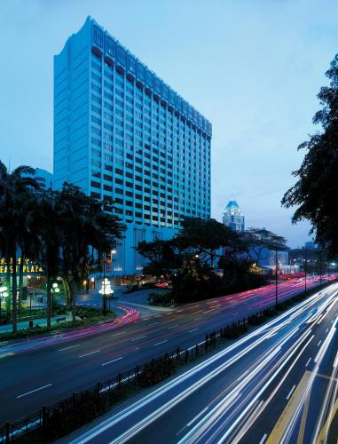 Grand Hyatt Singapore staycation