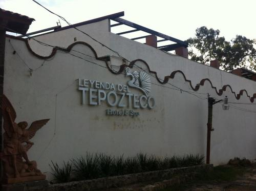 Hotel Leyenda del Tepozteco Photo
