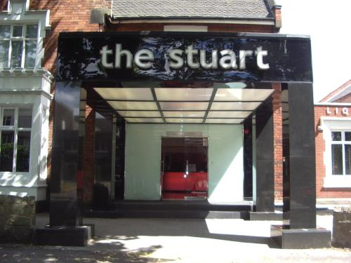 Photo of The Stuart Hotel Hotel Bed and Breakfast Accommodation in Derby Derbyshire