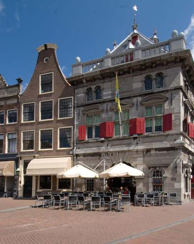 Haarlem City Suites, De Oude Waegh