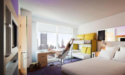 YOTEL Hotel New York , New York City, USA, picture 15