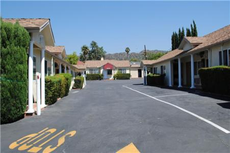Rose Bowl Motel Photo