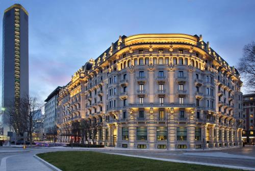 Foto de Excelsior Hotel Gallia - Luxury Collection Hotel