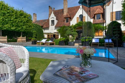 Pagina 8 hotels in damme viamichelin for B b la maison zenasni bruges