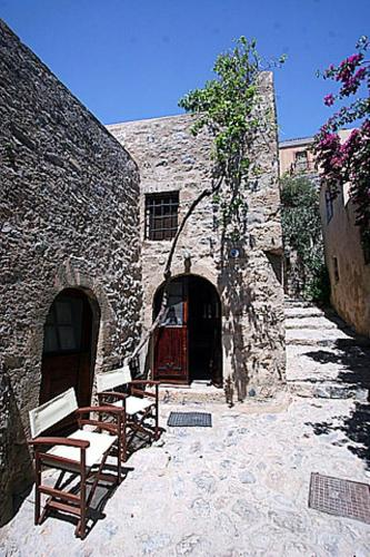 Maroudas ?ouse - Monemvasia Castle Greece