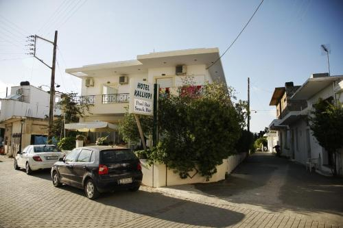 Kalliopi Hotel in heraklion - 2 star hotel