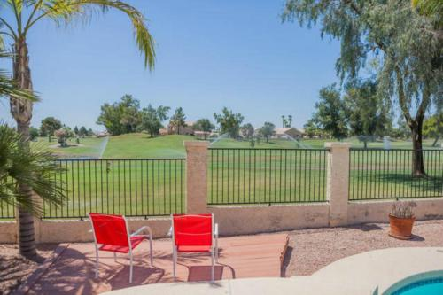 Ocotillo Home on Golf Course with Pool & Spa Photo