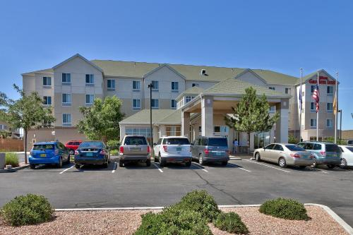 Hilton Garden Inn Albuquerque/Journal Center Photo